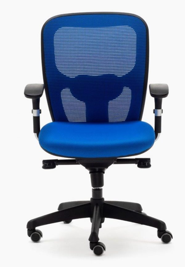 Silla Boston azul