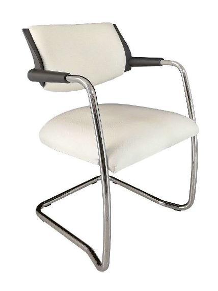 Silla Kosmos asiento y respaldo tapizado