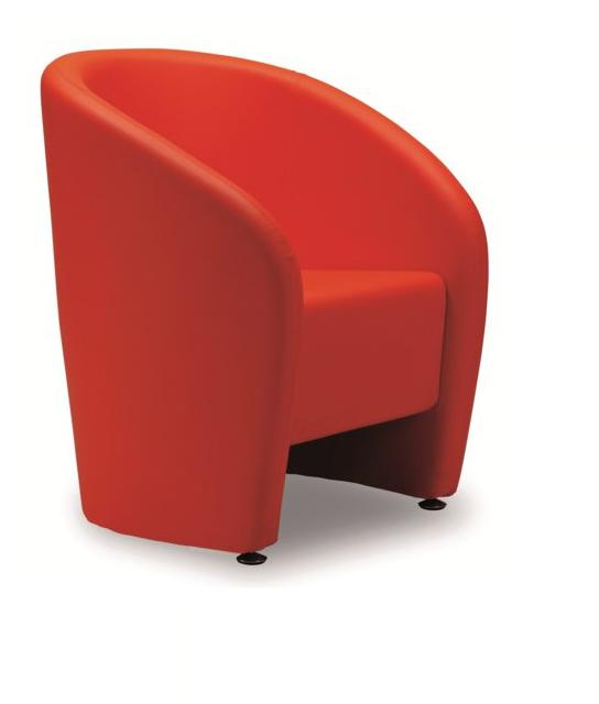 Silla Frida 1 roja
