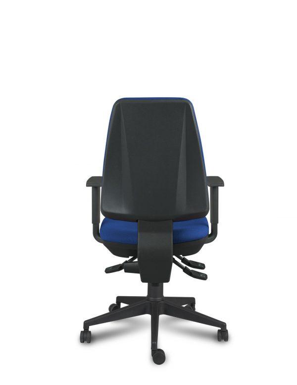 silla equis sincro azul