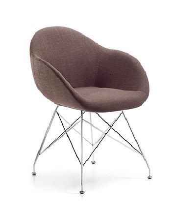 silla butaca nest 105 estructura de varillas