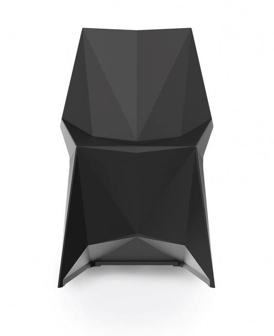 Silla modelo V1 Oxel negra
